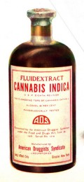 Fluidextract cannabis indica